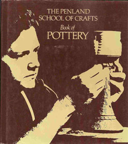 Penland School of Crafts book of pottery